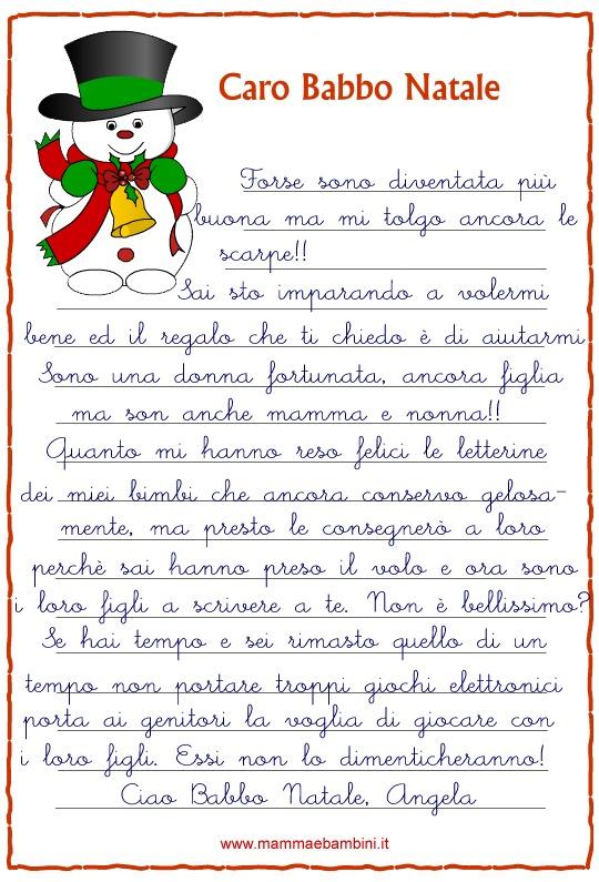 Lettera A Babbo Natale Divertente.Come Scrivere Una Lettera A Babbo Natale Frismarketingadvies